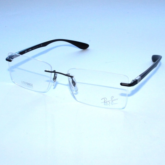 c744e17710f4d Ray-Ban RB8720 1128 56 17 LITEFORCE BLACK EYEGLASS.  M 5ab81a1531a3764b813ad94d. Other Accessories ...